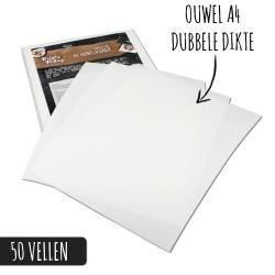 Ouwelpapier Dubbel Dik...