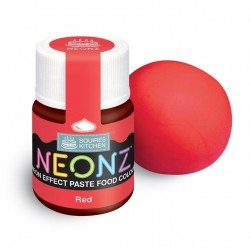 NEONZ Paste Food Colour Red...